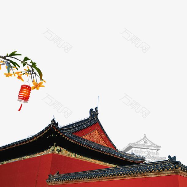 古韵城墙中国风
