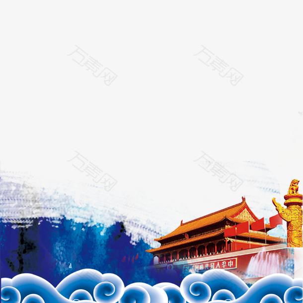 中国风之华表