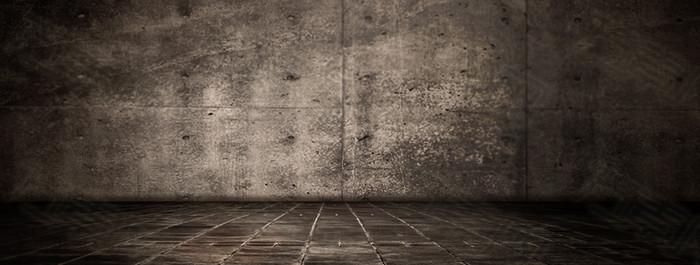 黑白墙壁 复古背景