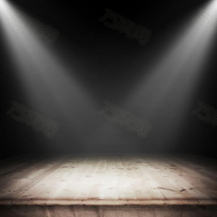 灯光舞台背景图