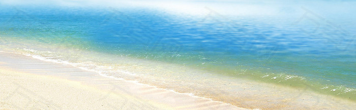 海边 沙滩背景