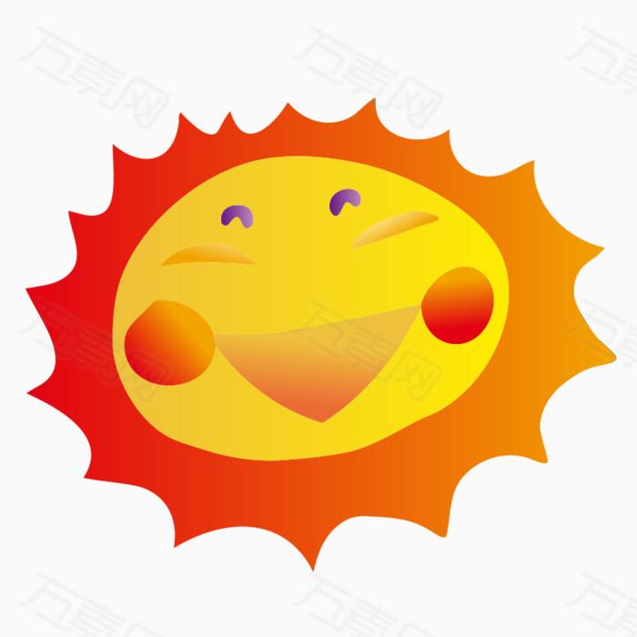 太阳图片免费下载_卡通手绘_万素网