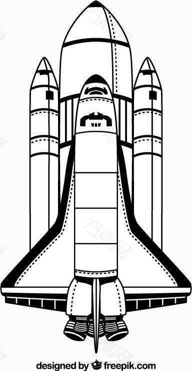 宇宙飞船免费下载