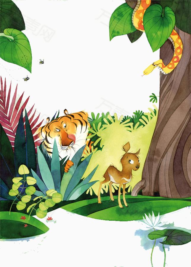 森林小动物
