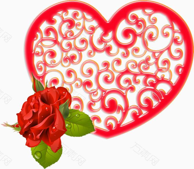 红花剪纸教学步骤图片