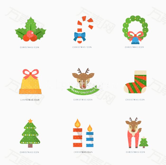 圣诞小铃铛图片素材
