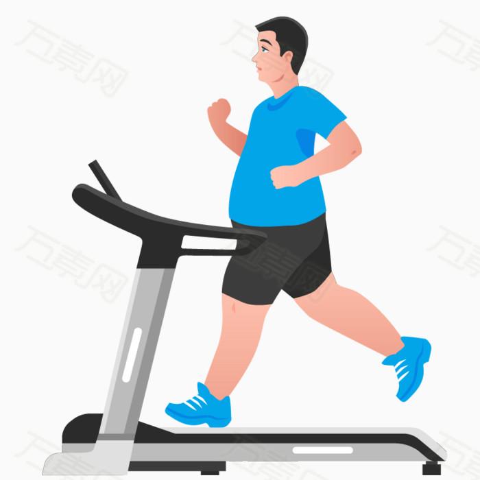 跑步机跑步多久v食谱食谱减脂男性图片