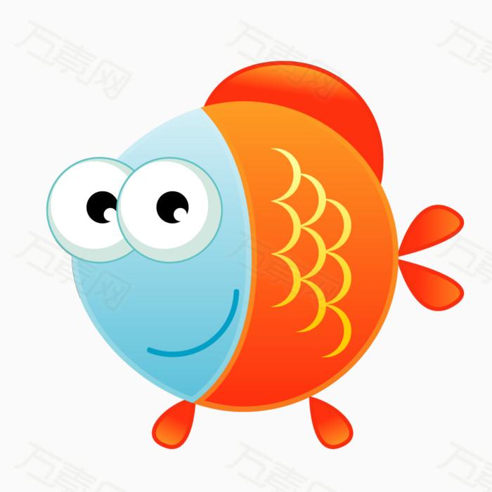 动物 卡通动物 鱼 小鱼 可爱小鱼 卡通鱼