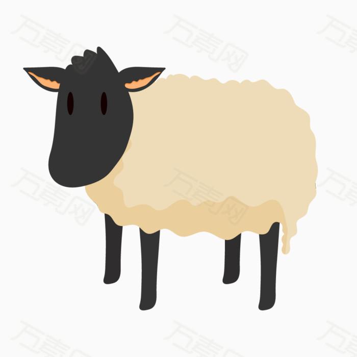 农场动物图片免费下载_卡通手绘_万素网