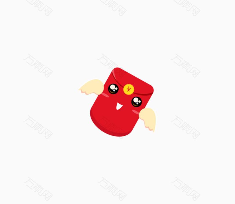 翅膀飞翔红包