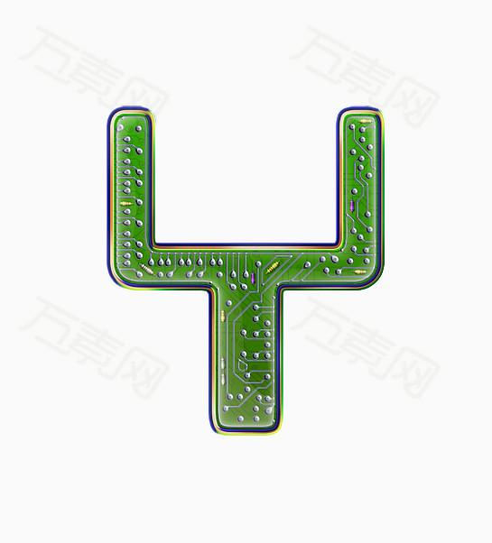 电路板字母y