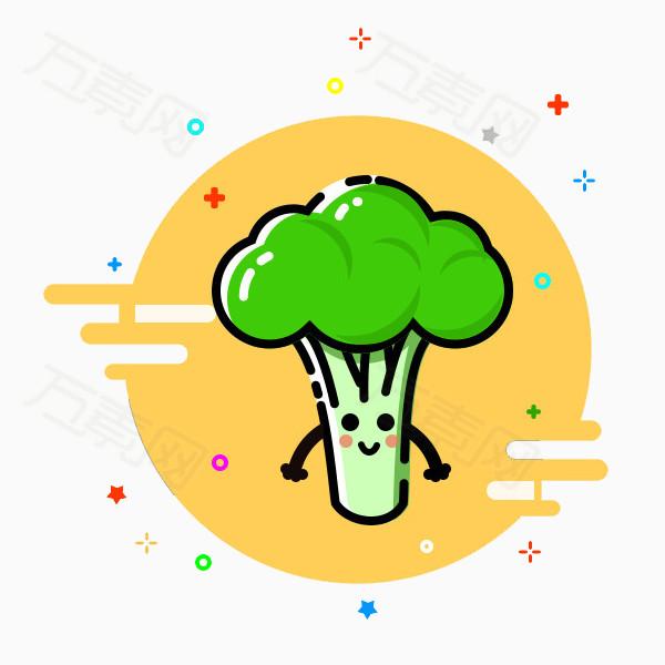 免费ppt背景图片下载绿色食物