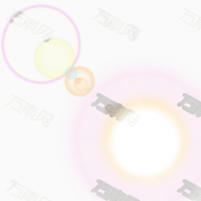 万素网 素材分类 太阳光晕  4446                           提示