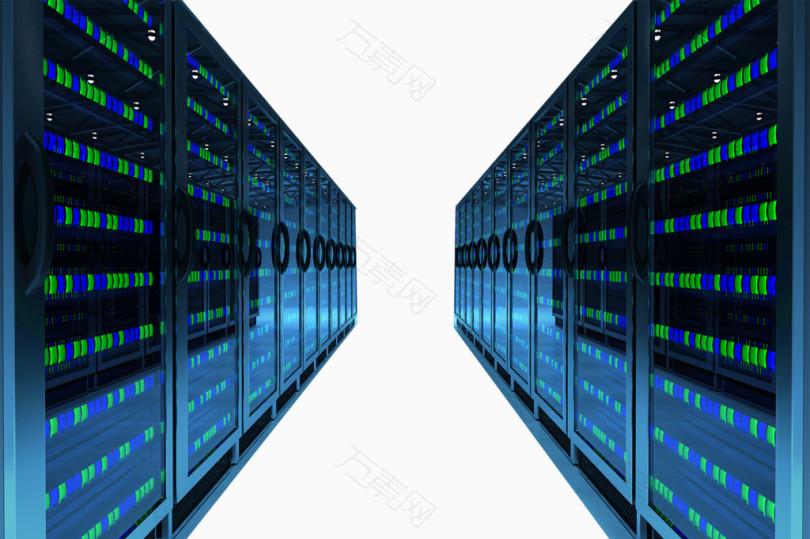 正在使用的机房数据中心