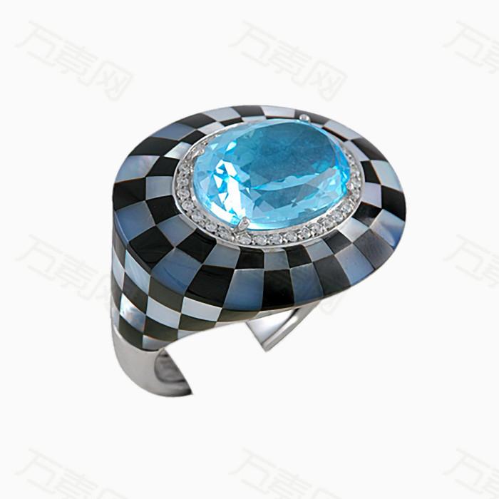 欧式复古戒指
