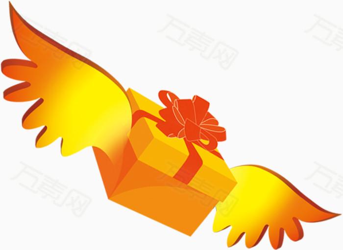 天使的翅膀图片免费下载_装饰元素_万素网