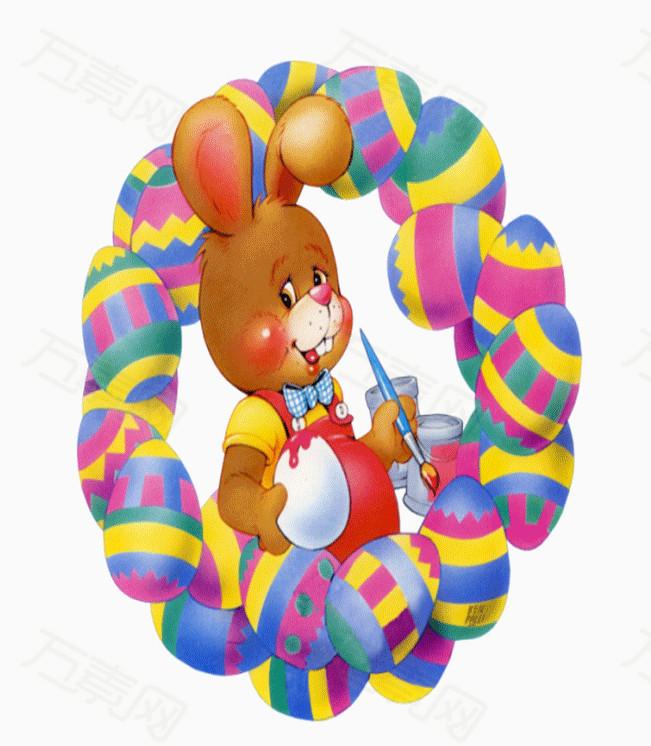 手绘兔子  可爱的兔子  兔子图片   兔子矢量