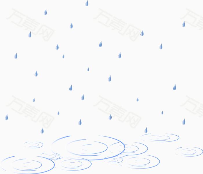 万素网 素材分类 矢量下雨  8730 万素网提供矢量下雨png设计素材