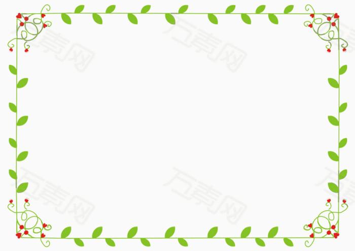 万素网提供绿叶边框边框纹理素材。该素材体积0.16M,尺寸1024*724像素,属于边框纹理分类,格式是png,多行业可用,图片可自由编辑用于你的创意当中。由万素网用户上传,点击右侧下载按钮就可进行边框纹理高速下载。浏览本张作品的你可能还对绿色边框,清新边框,绿叶边框,简单边框,可爱边框相关素材感兴趣。