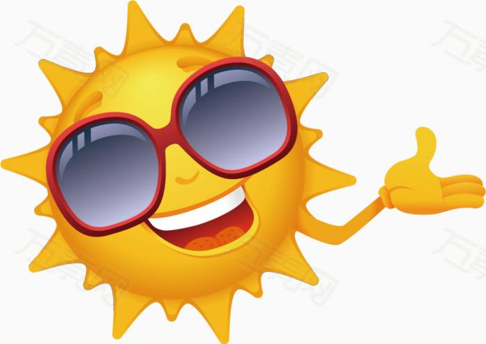 卡通可爱精美太阳墨镜