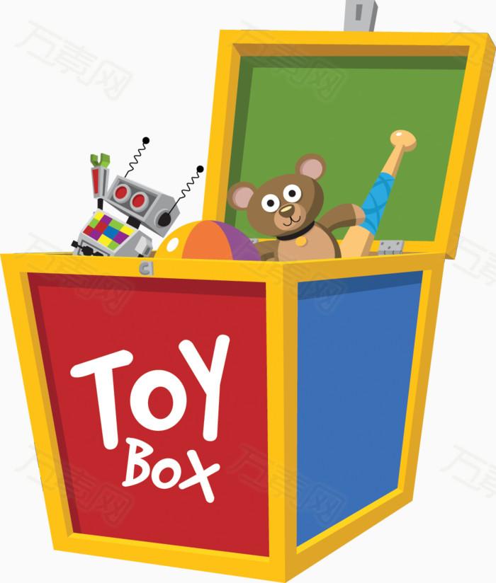 卡通玩具 儿童玩具  童真  卡通人物 卡通手绘  儿童节主题png元素
