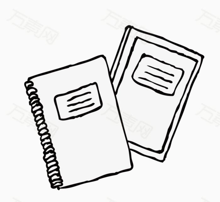 万素网 素材分类 手绘本子  2114                           提示
