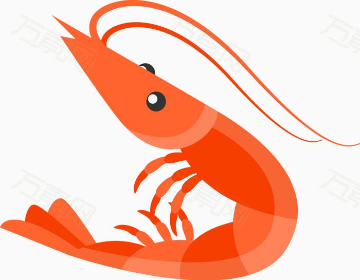 小虾免费下载   红虾  卡通虾  虾米  海虾 水图片