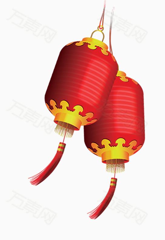 万素网 素材分类 中国风喜庆灯笼  万素网提供中国风喜庆灯笼png设计