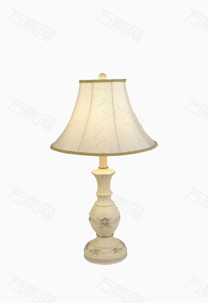免抠元素 产品实物 欧美风台灯  万素网提供欧美风台灯png设计素材