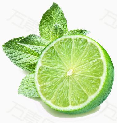 3d水果3d水果图片素材青柠檬