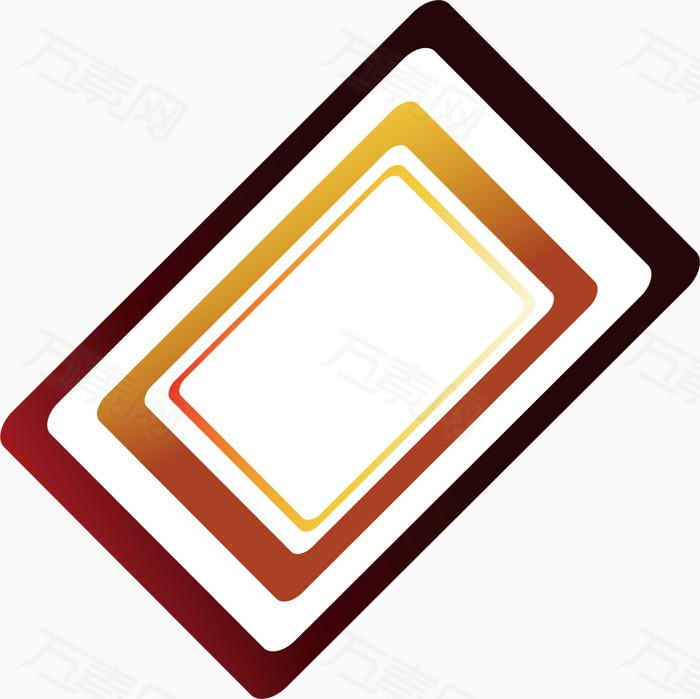 万素网 素材分类 四边形