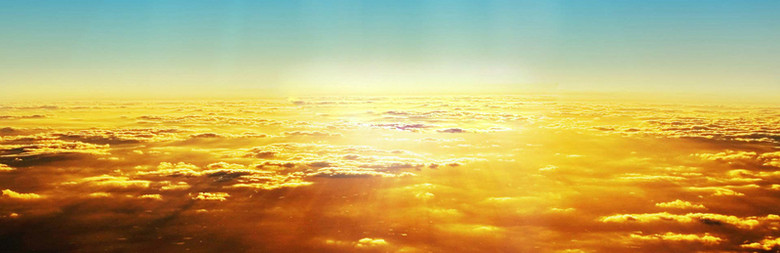 云端风景banner壁纸
