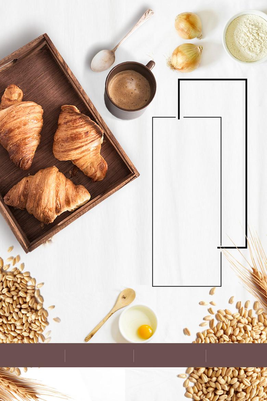 温馨清新早安早餐