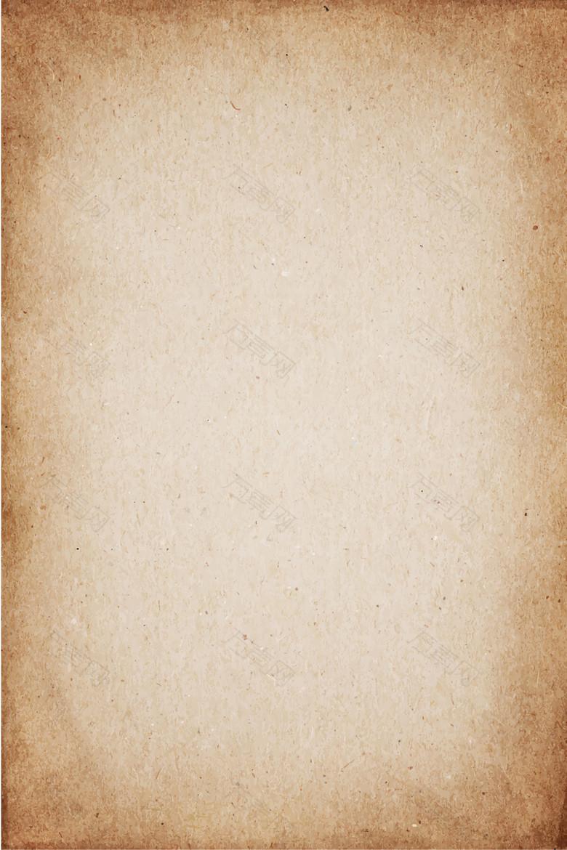 怀旧复古牛皮纸纹理背景