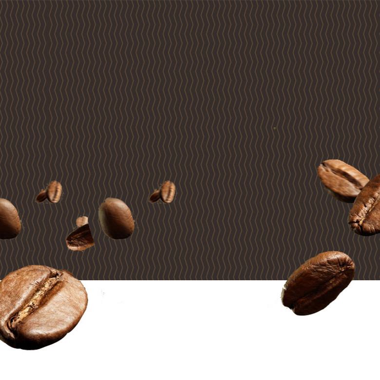 时尚欧美简约风格咖啡淘宝主图