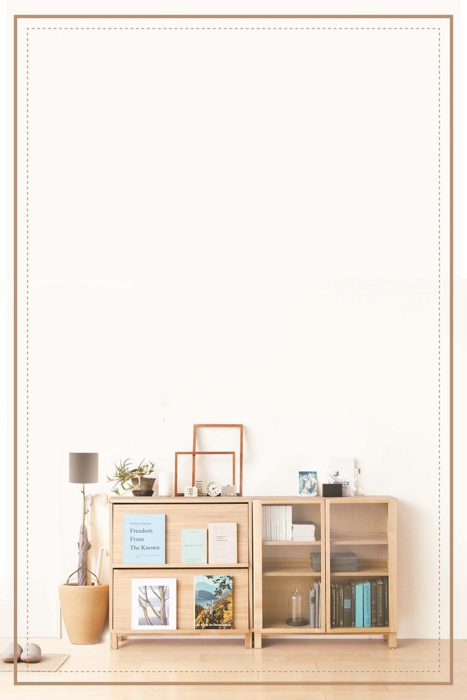 时尚简约家居家具背景素材