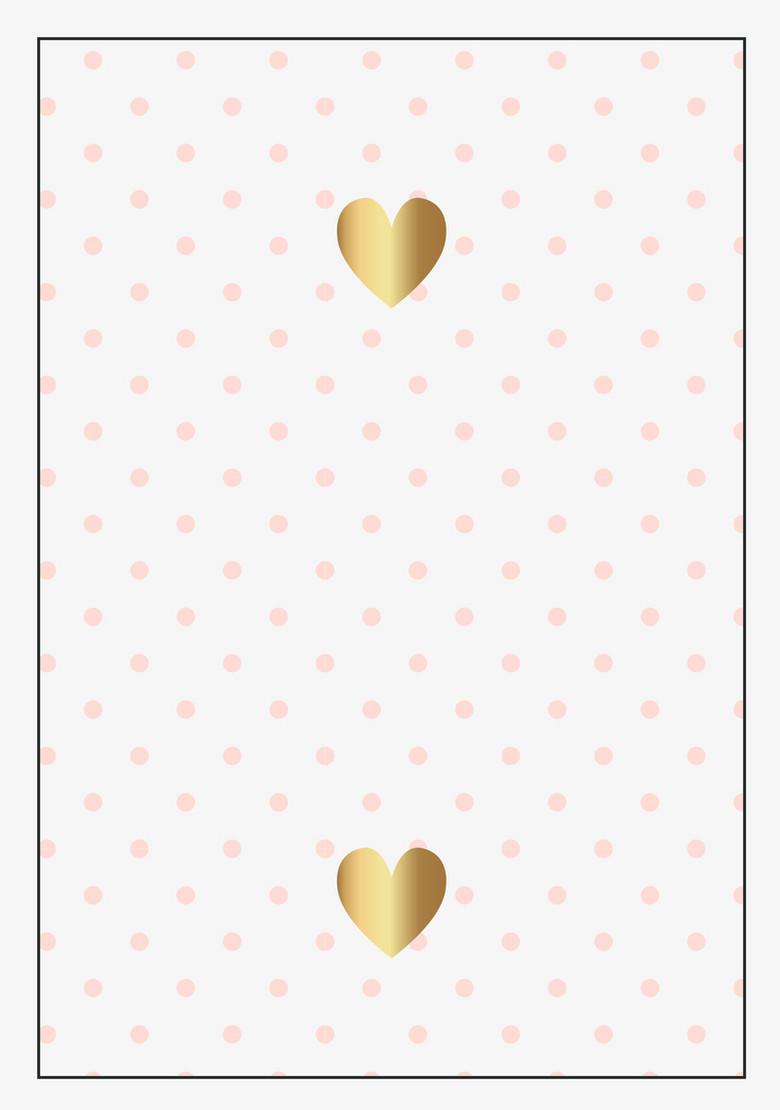爱心质感海报背景素材