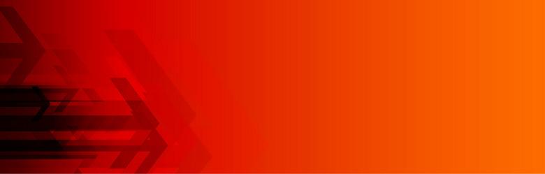 红色箭头科技背景素材