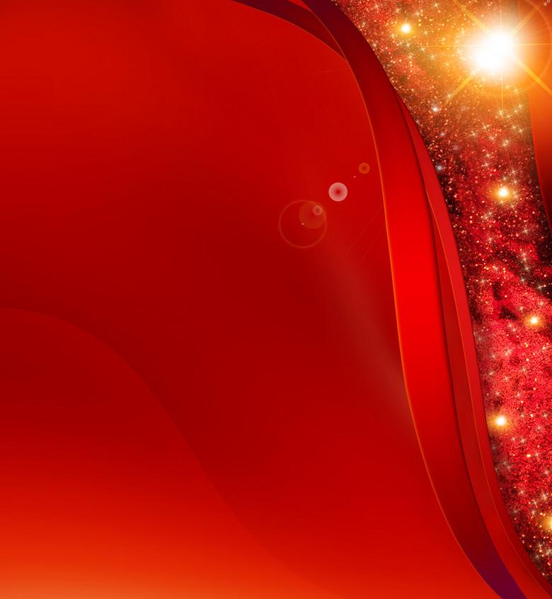 红色喜庆高清背景