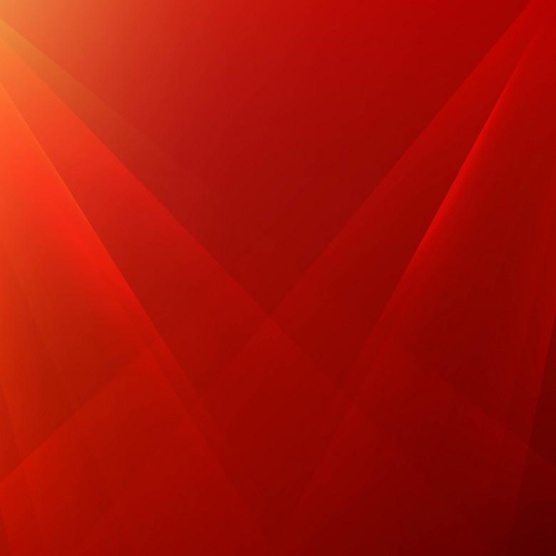 红色灯光海报背景