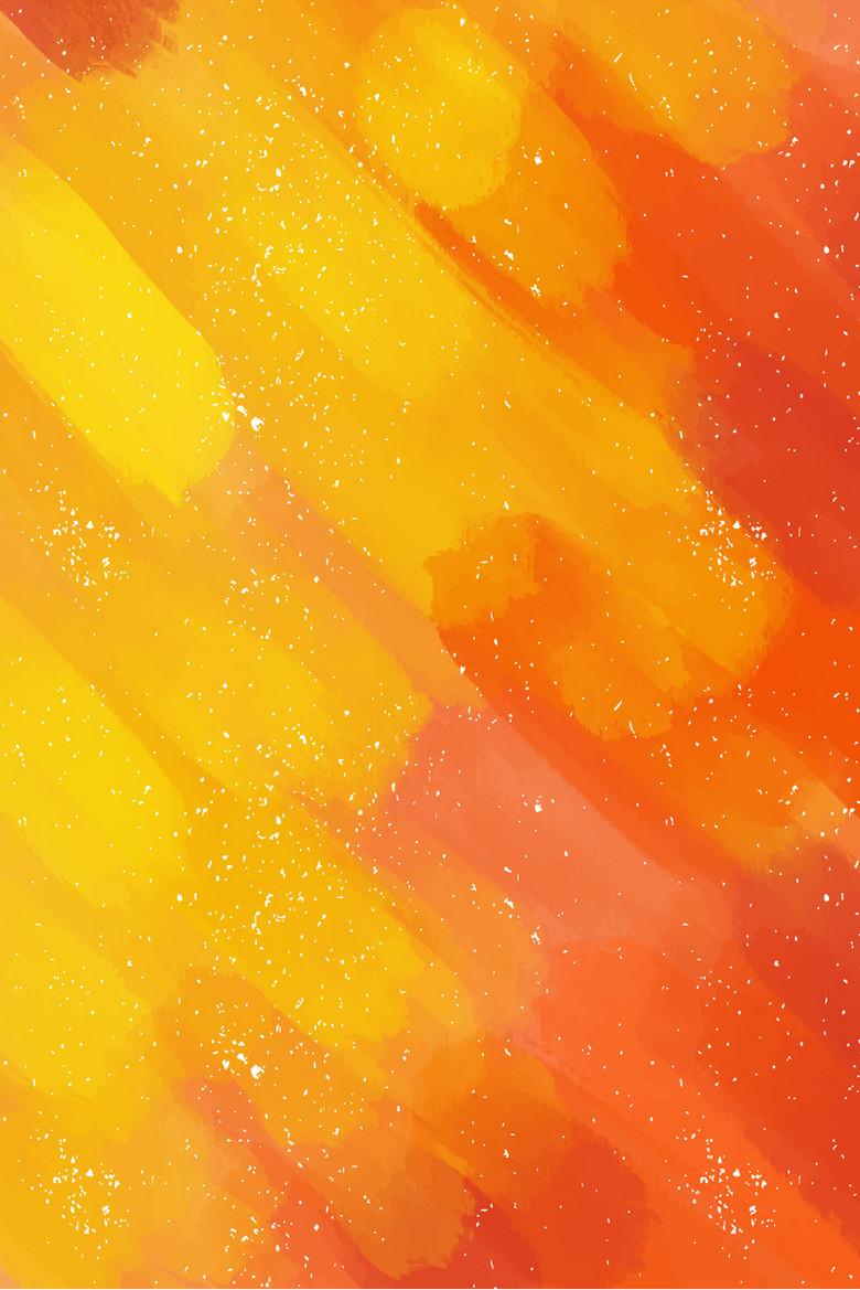 质感大气纹理金色水彩风背景