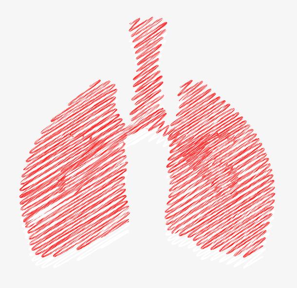关注肺健康公益设计