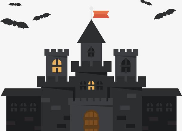 恐怖万圣节城堡