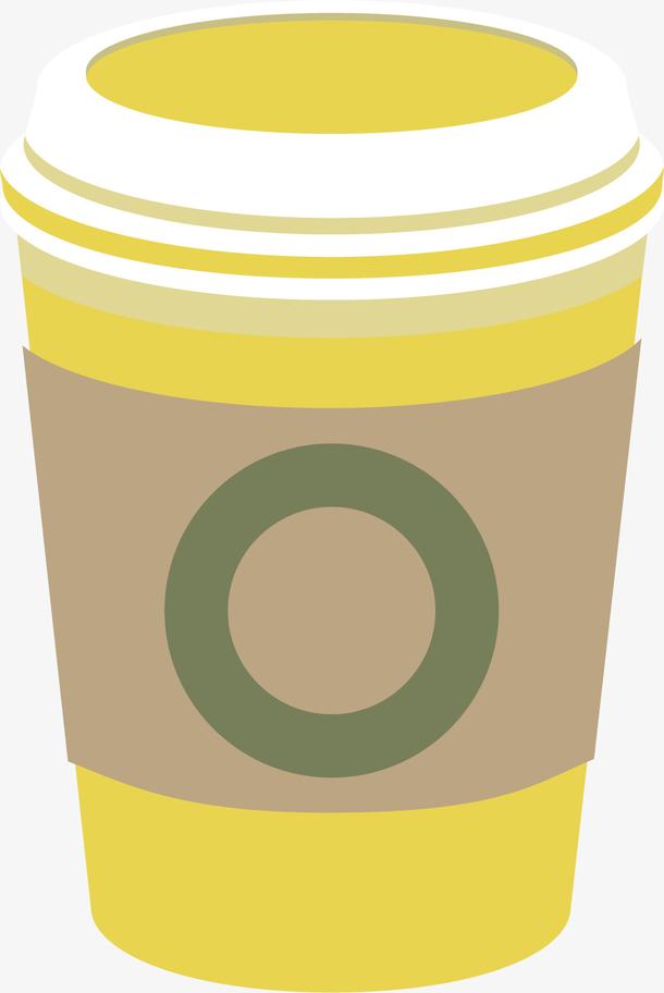 杯子奶茶卡通杯子