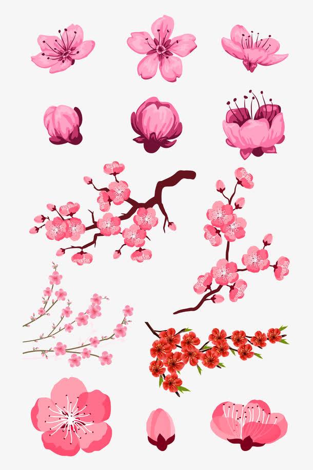 粉色桃花下载