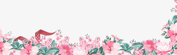 电商淘宝感恩母亲节粉色温馨海报