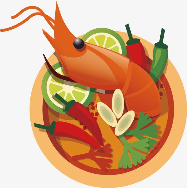 大虾西藏特色美食