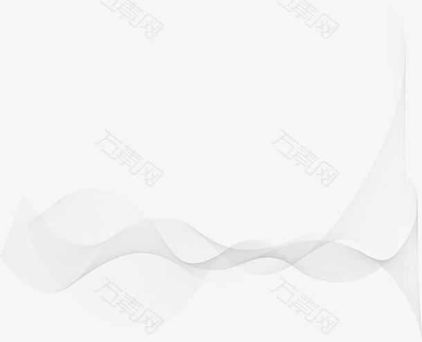 灰色科技感波纹花纹