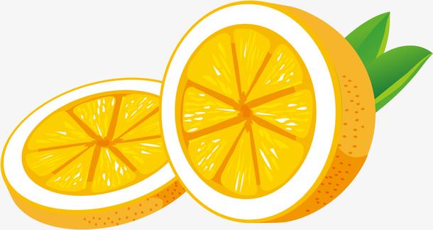 切片橙子图
