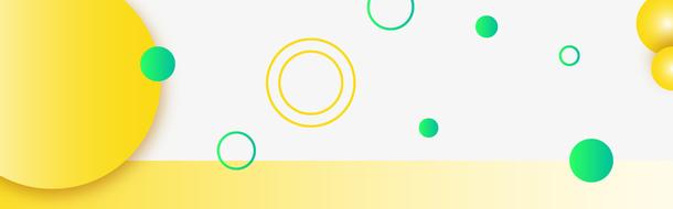 几何圆点圆圈